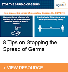 Resource: 8 tips on stopping the spread of germs